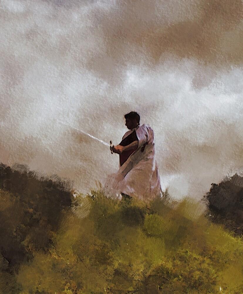 The Lone Crusader by SerpentFilms