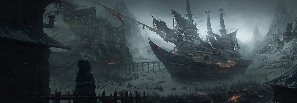 Ship by oromjw