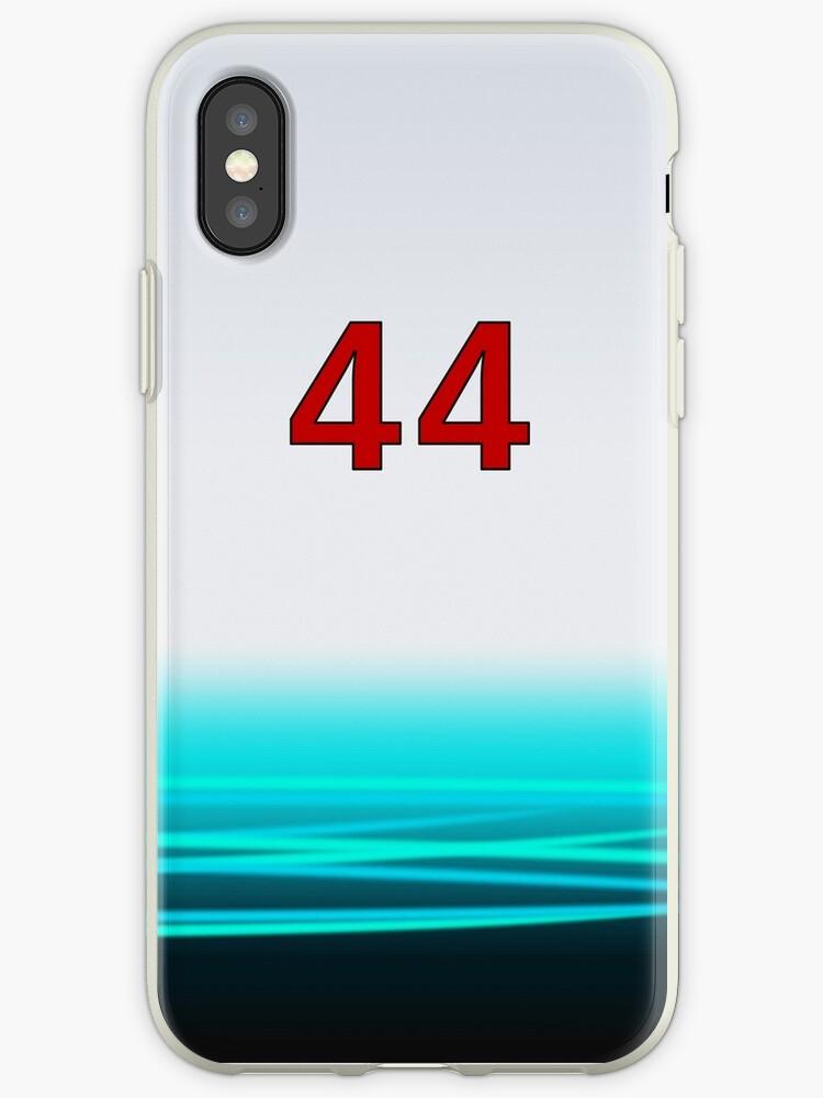 F1 Mercedes Hamilton Phone Case by jm95