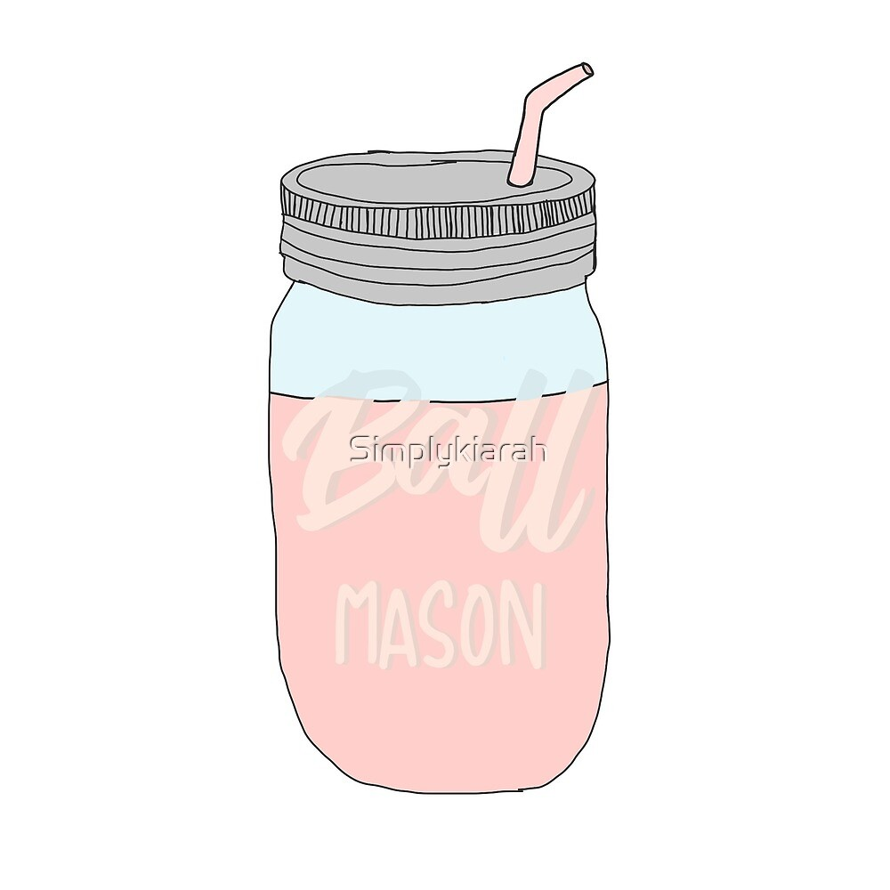Mason jar by Simplykiarah