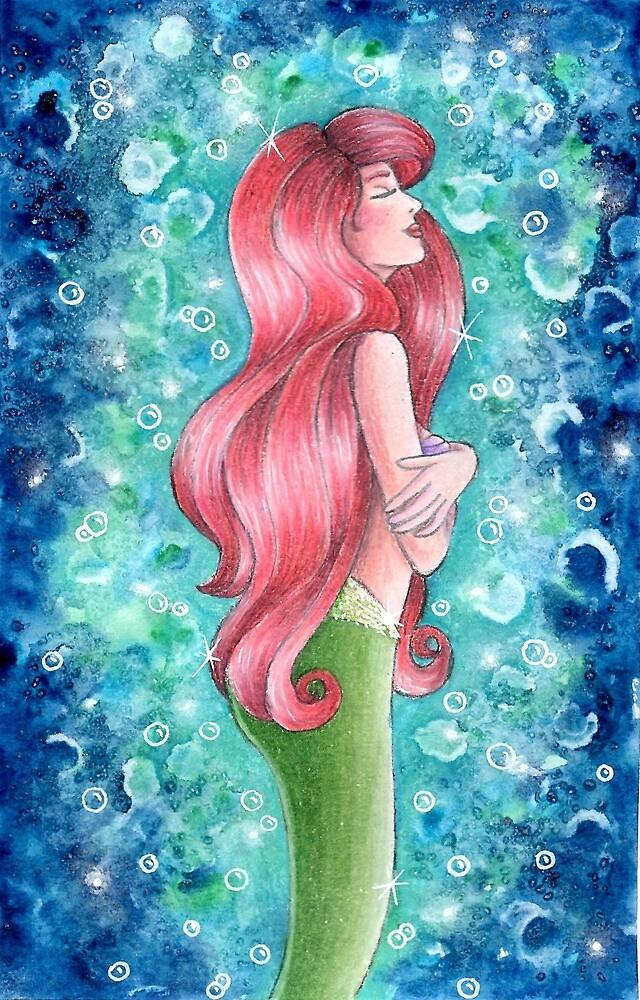 Mermaid by AuroreLoallyn
