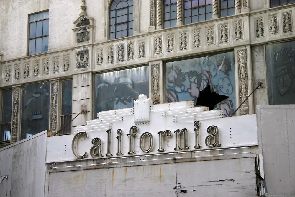 california by Stevemckinnis