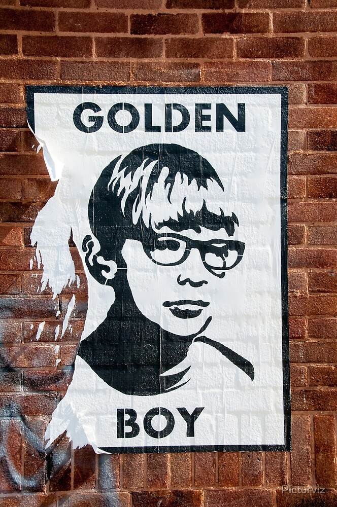 Golden Boy by Picturviz