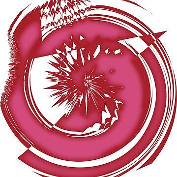 Abstract Cirlcular Pattern by ondokiro