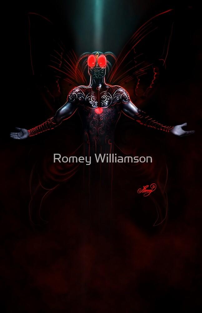 MOTHMAN by Romey Williamson