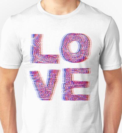 3D LOVE T-Shirt
