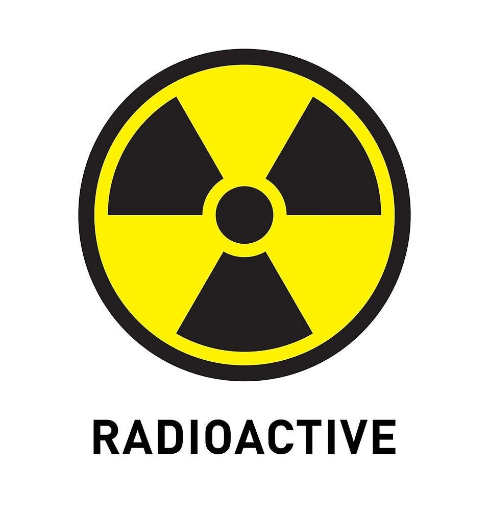 radioactive by Iskanderox