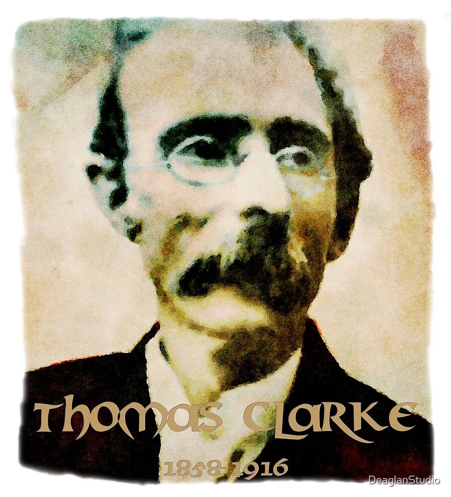 Thomas Clarke by DeaglanStudio