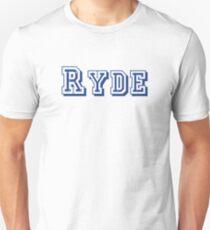Ryde Slim Fit T-Shirt