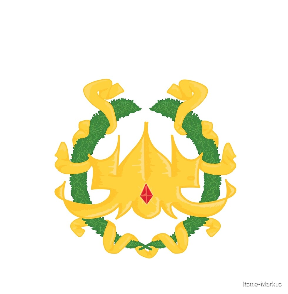 Wreath Emblem by itsme-Markus