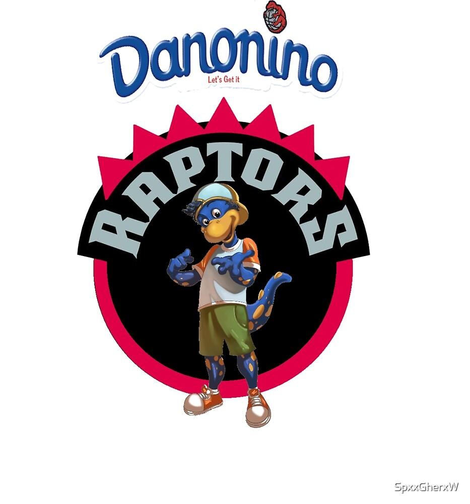 Danonino Raptors by SpxxGherxW