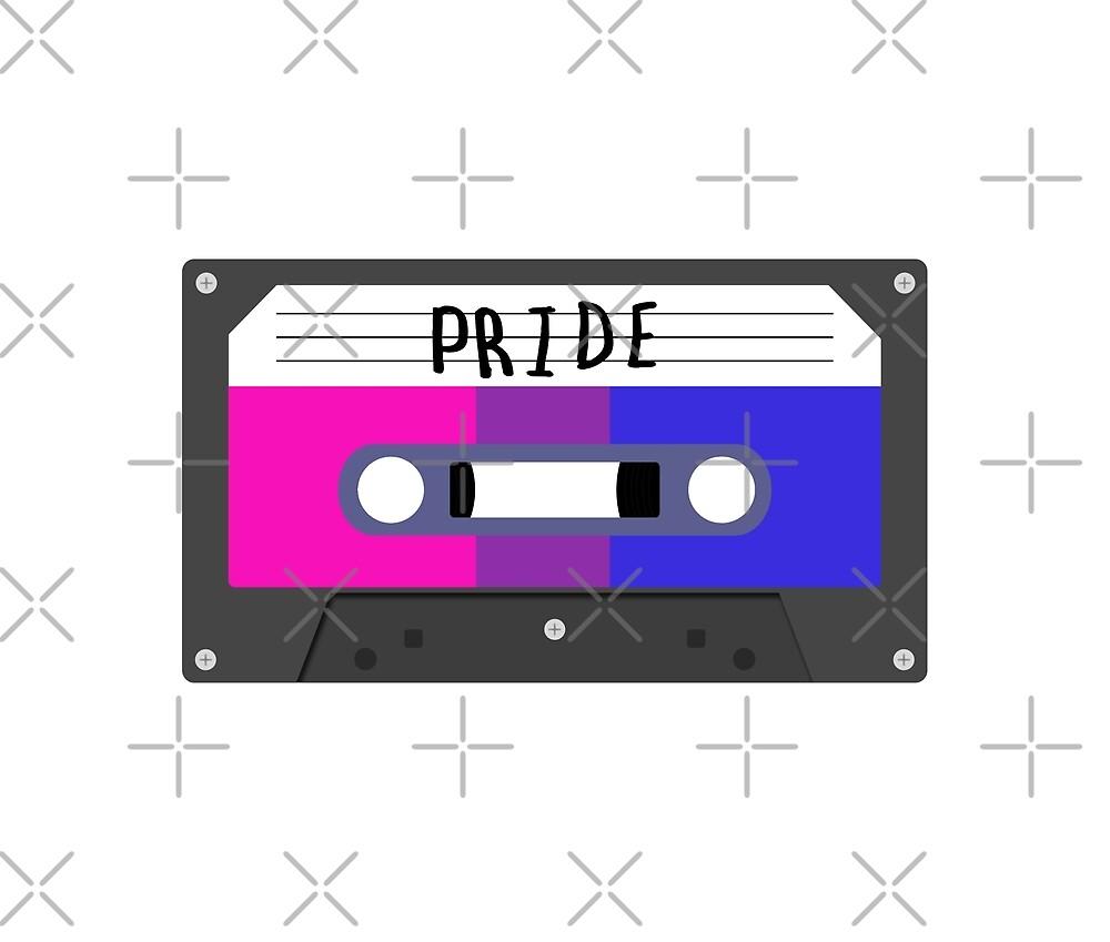 Bi - Pride Tape by cucumberpatchx