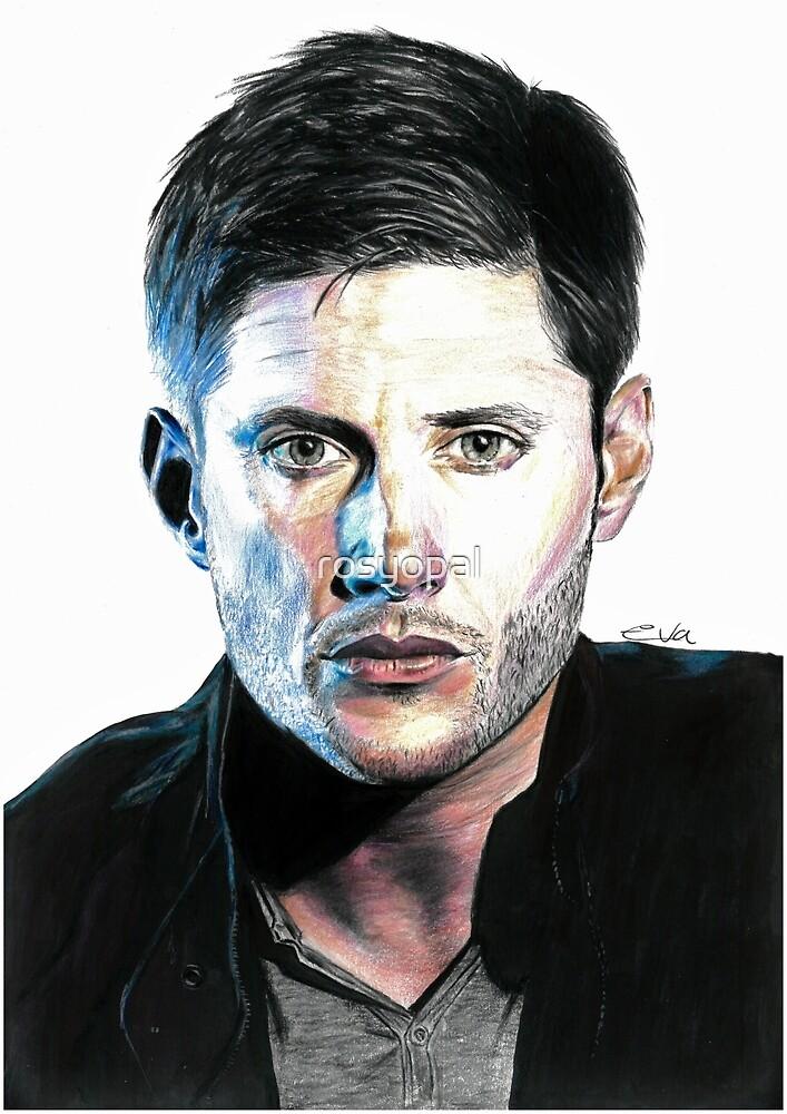 Jensen Ackles by rosyopal