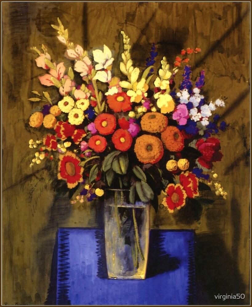 Ramo de Verano (Summer Bouquet) by virginia50