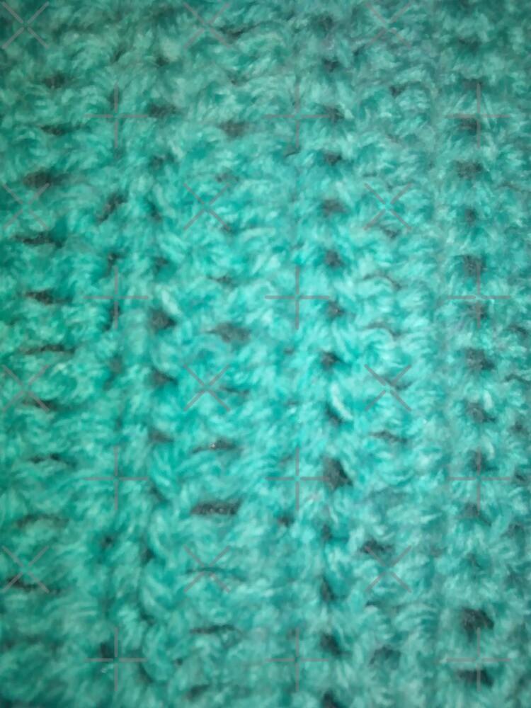 Blue Crochet by ladymalchav
