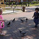 Love At First Sight Town Hall Square Leicester by UrsulaDee