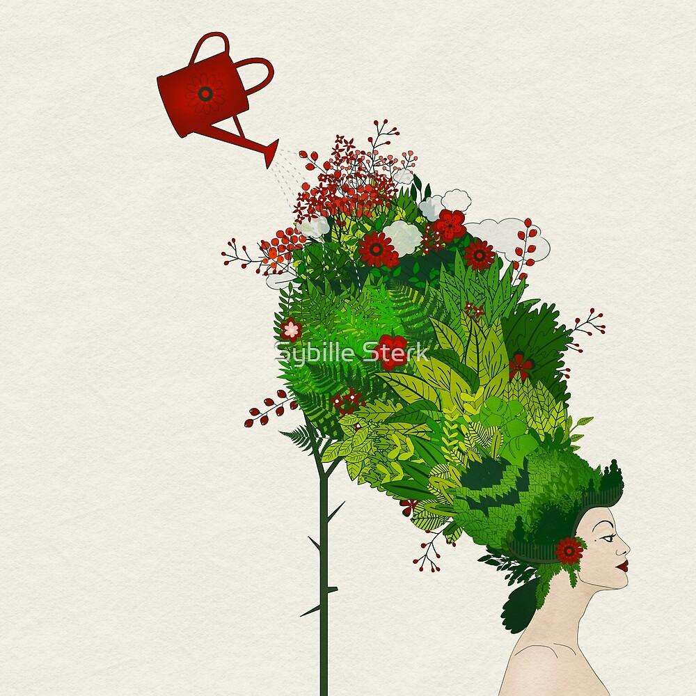 Rococo: The Gardener by Sybille Sterk