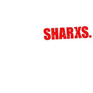 Was dich nicht umbringt, macht dich stärker als Haie von TheFlying6