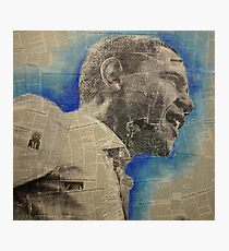 Obama '08 Photographic Print