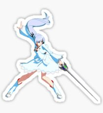 BlazBlue Cross Tag Battle - Weiss Schnee Sticker