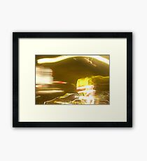 Mcdonalds anyone! Framed Print