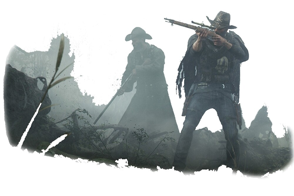 Hunt Westerd by ExtremeFun