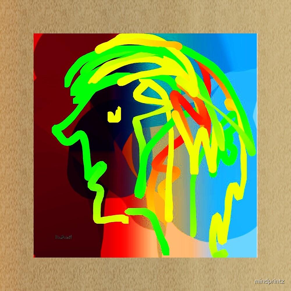 Rainbow Boy by mindprintz