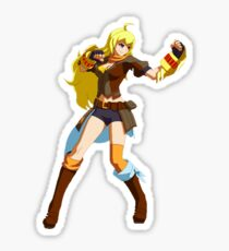 BlazBlue Cross Tag Battle - Yang Xiao Long Sticker