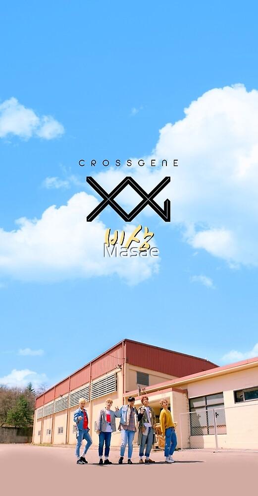 CROSS GENE - Fly by Masae