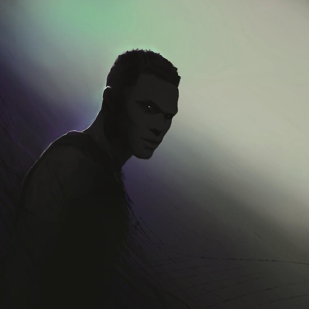 Westbrook in the shadows by ksop-