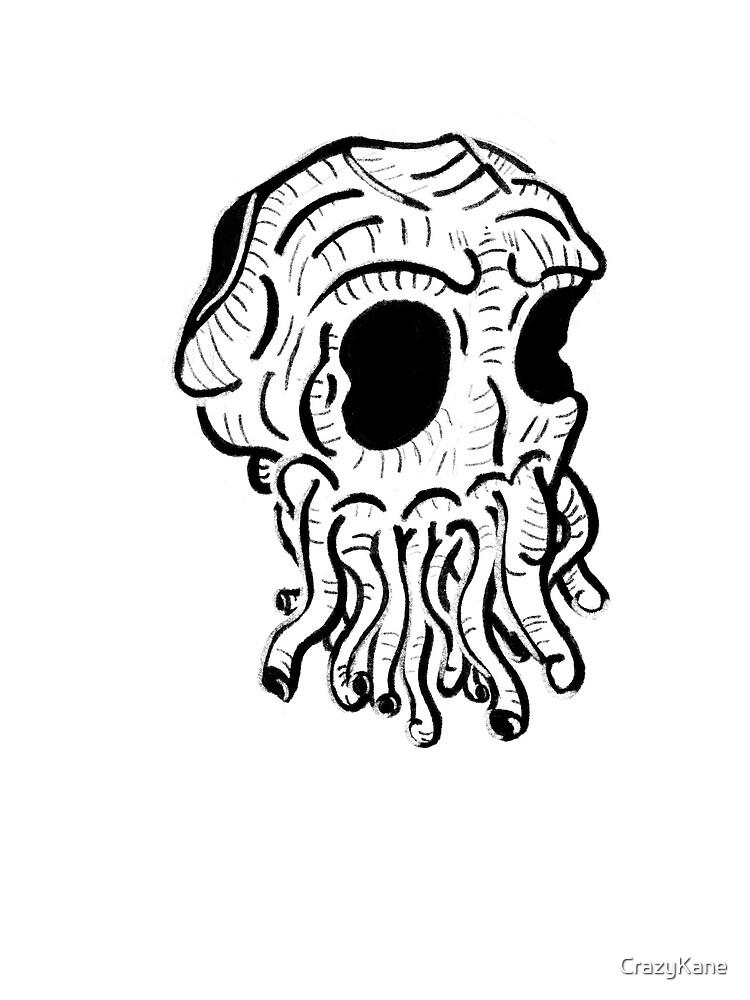 Rad squid-bro by CrazyKane