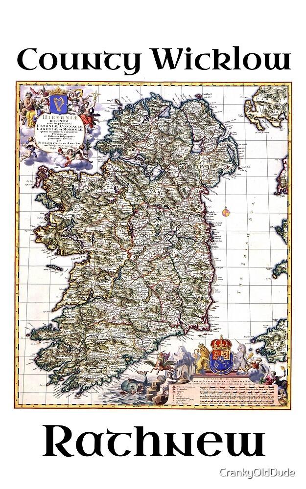 Rathnew Co Wicklow Ireland by CrankyOldDude