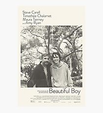 Beautiful Boy Photographic Print