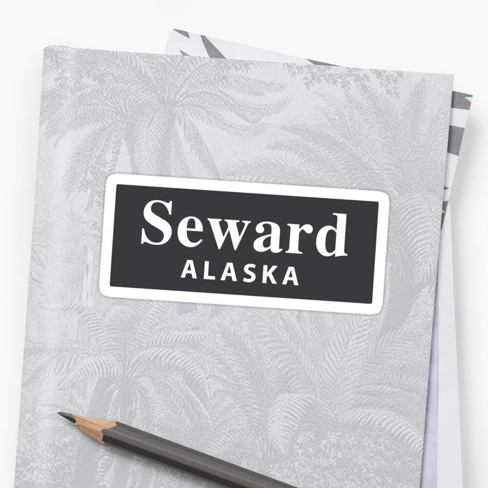 Seward, Alaska by EveryCityxD1