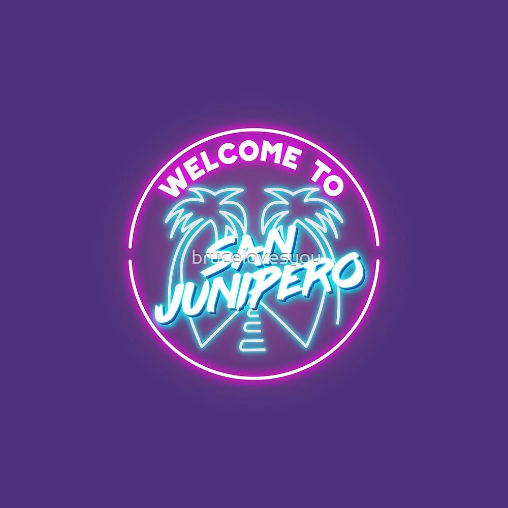 San Junipero by brucelovesyou