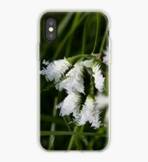 Liquified Snowdrops iPhone Case