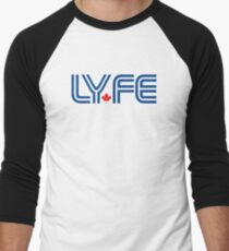 Toronto LYFE!!! Men's Baseball ¾ T-Shirt