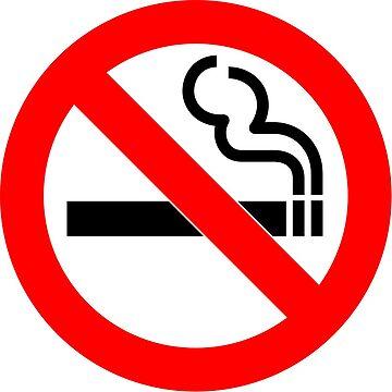 No Smoking by SN1P3R