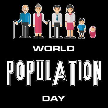 World Population Day  by Hend-m