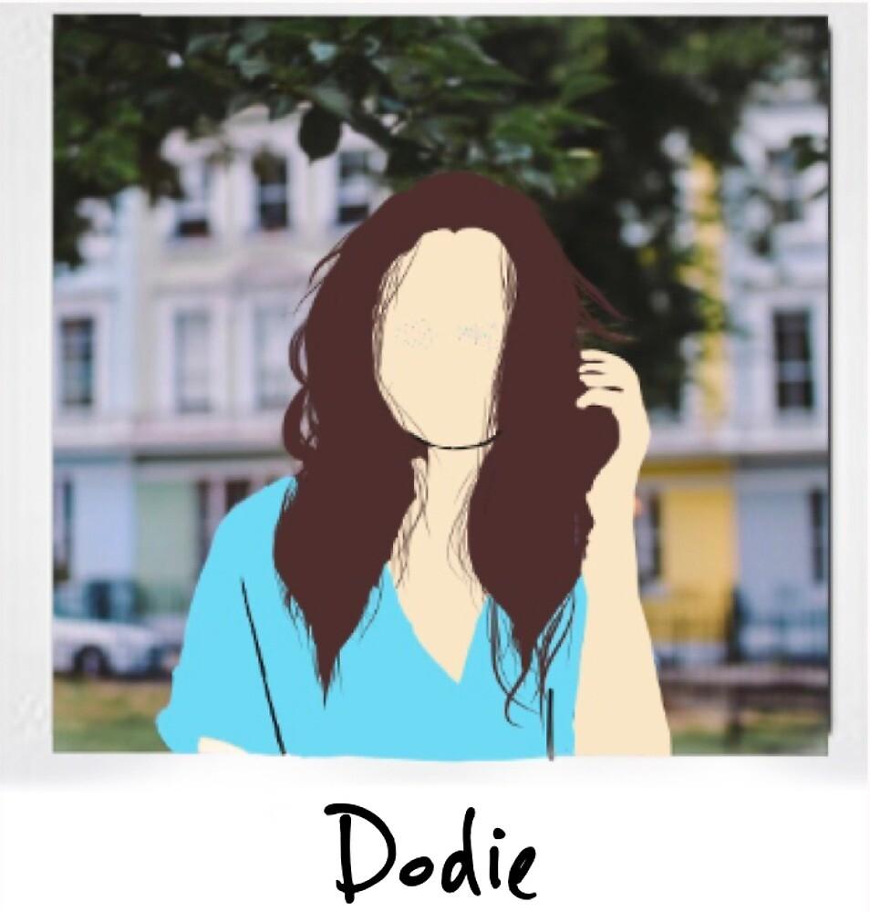 Dodie In  Polaroid  by stephg2226