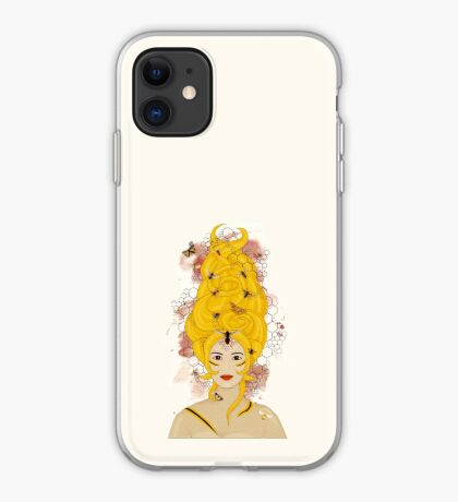 Rococo: The Queen Bee iPhone Case