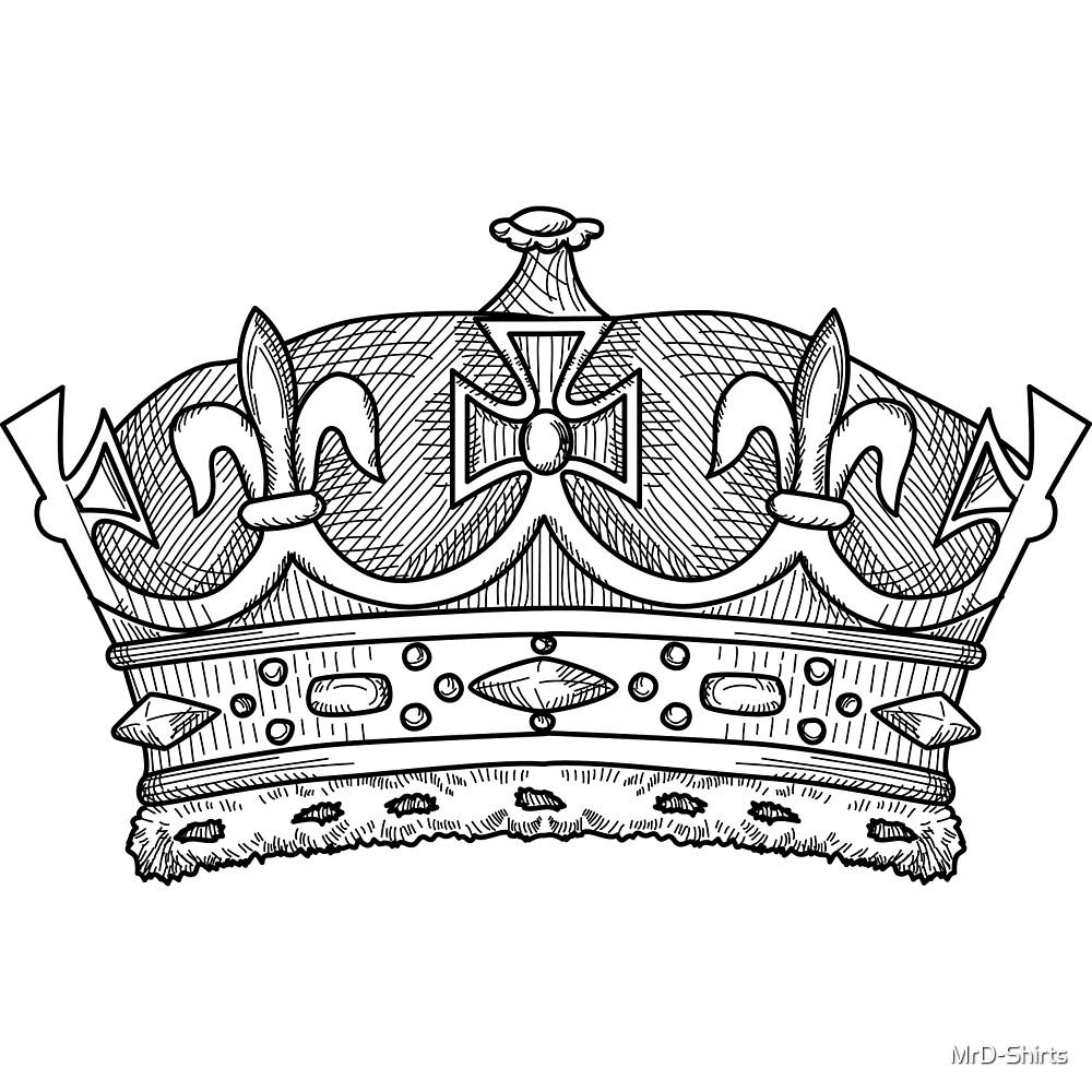 Kings Crown by MrD-Shirts