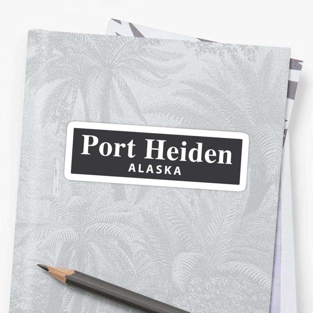 Port Heiden, Alaska by EveryCityxD1