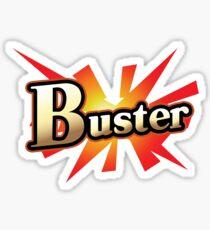 Buster - Fate/Grand Order Sticker