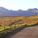 The Road to the Cuillin, Skye by ScotLandscapes