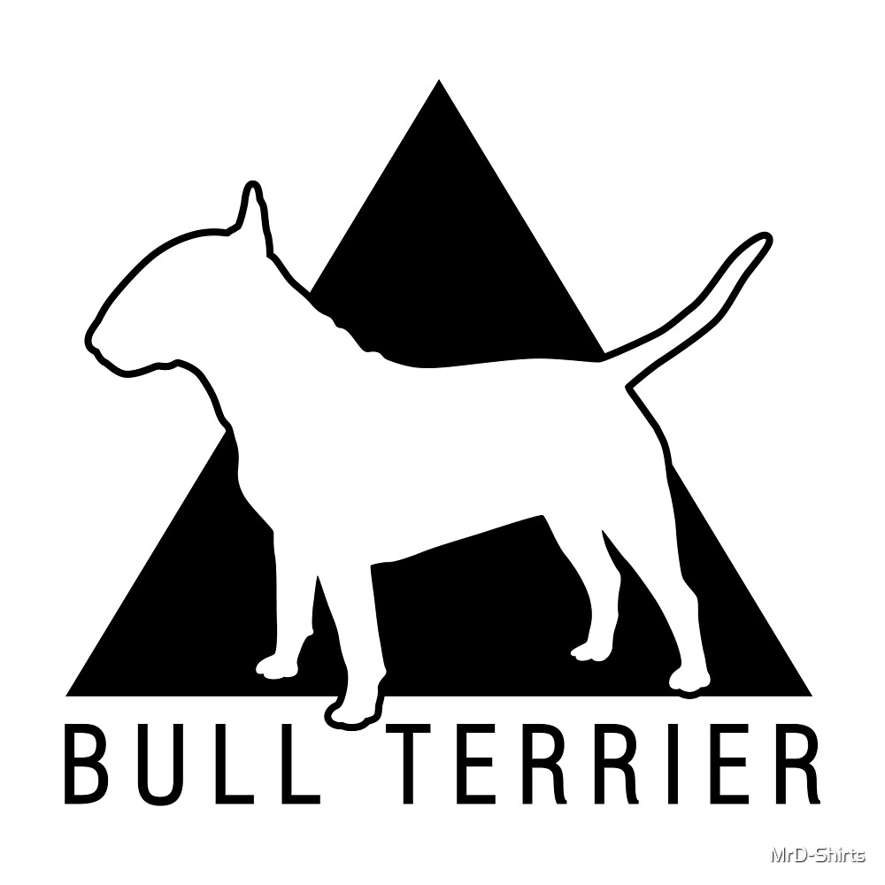 Bull Terrier by MrD-Shirts