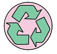 recycle by stickersnstuff