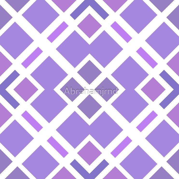 fabric tiling weave repeating square decorative creative simple design print seamless colorful repeat pattern by Abrahamjrnd