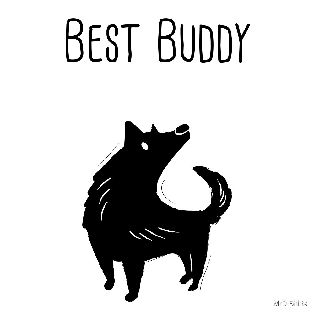 Best friend by MrD-Shirts
