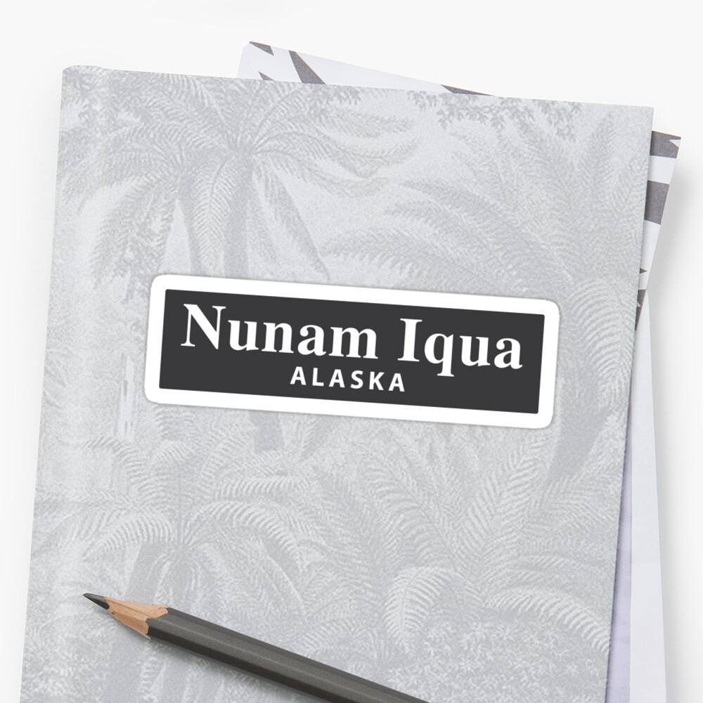 Nunam Iqua, Alaska by EveryCityxD1